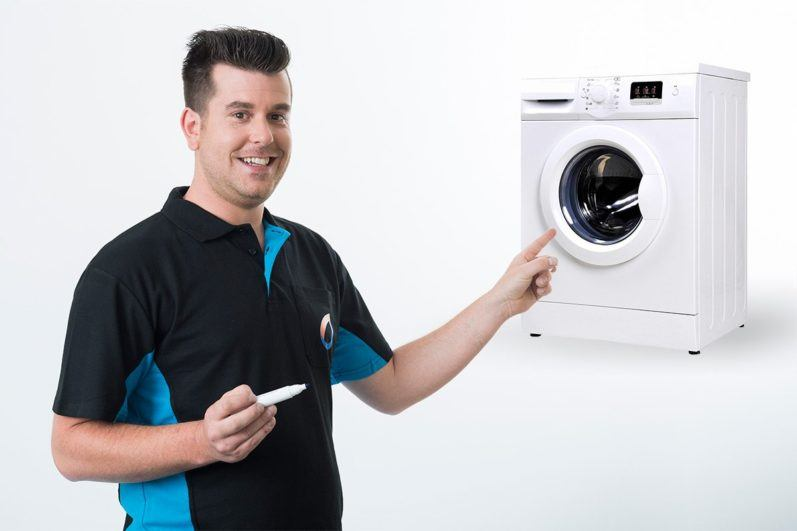Hotfill met vaatwasser wasmachine of boiler