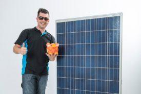 Opbrengst zonnepanelen berekenen