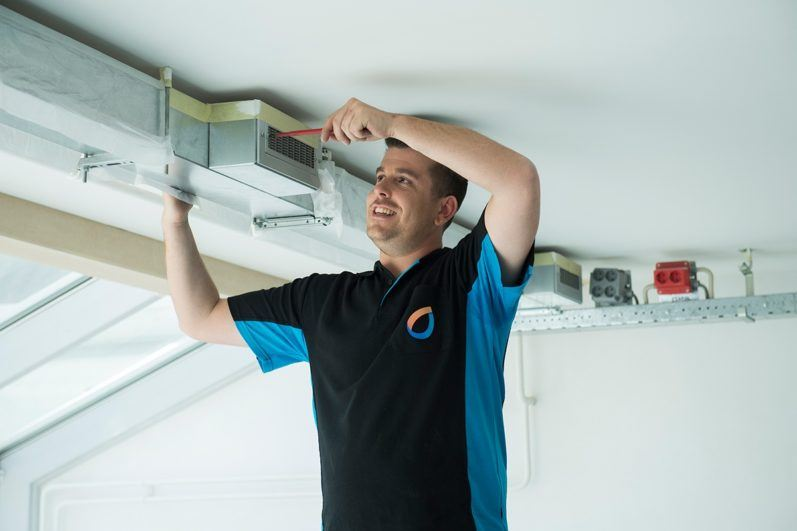 Ventilatie Badkamer Muur : Mechanische ventilatie hoe werkt dit eigenlijk abel co