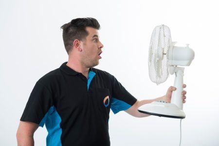 Ventilatie kelder
