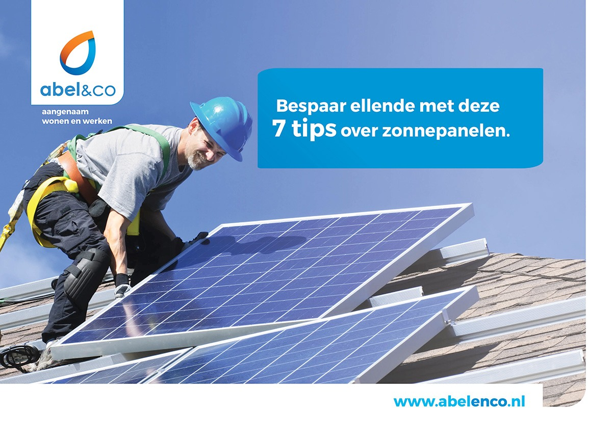 7 tips zonnepanelen