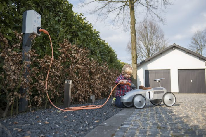 Smart Charging Laadpalen