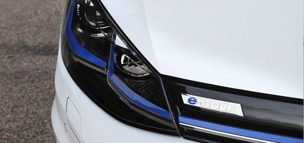 Laadpaal Volkswagen e-Golf | Abel&co