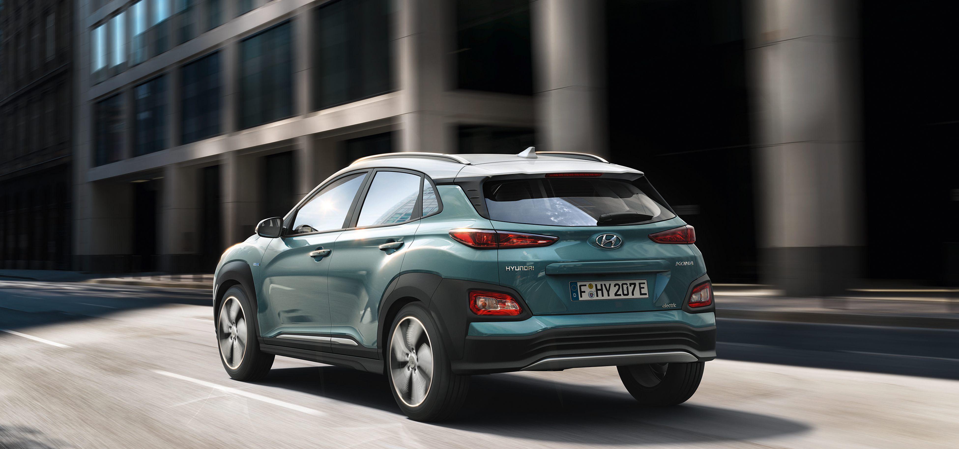 Laadpaal Hyundai KONA | Abel&co
