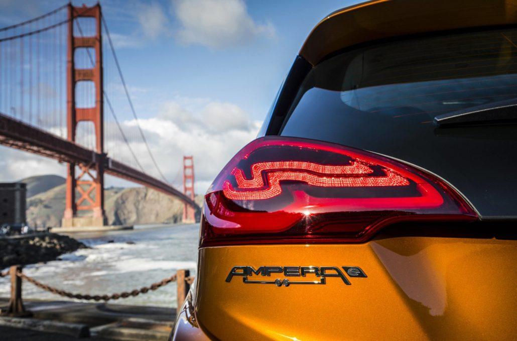 Laadpaal Opel Ampera-e | Abel&co