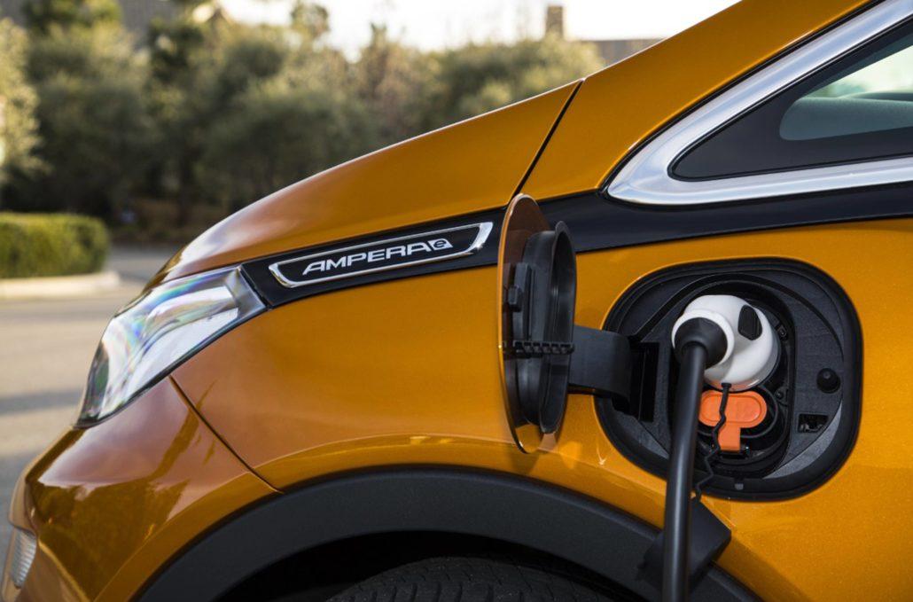Laadpunt Opel Ampera | Abe&co