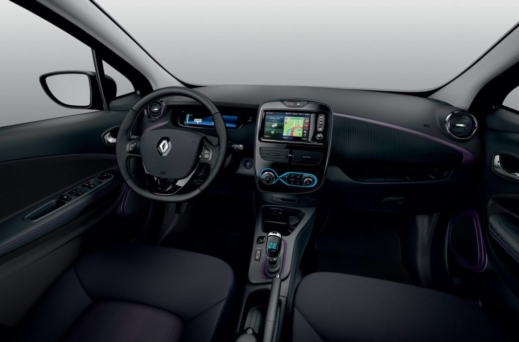 Laadpaal Renault Zoe R90 Entry   Abel&co