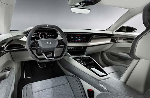 Laadpaal Audi e-tron GT bij Abel&co