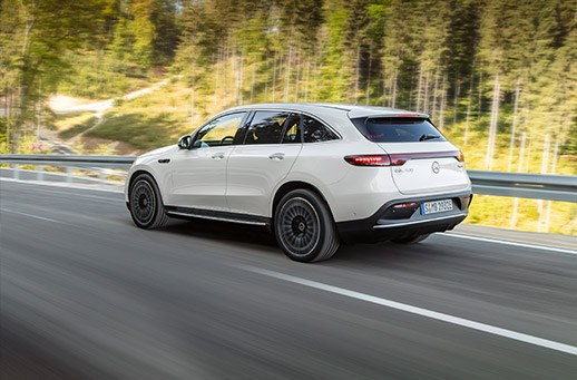 Mercedes EQC | Abel&co