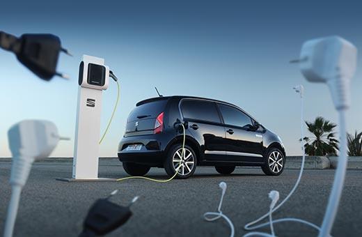 Laadpaal SEAT Mii Electric bij Abel&co