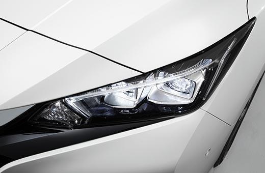 Laadpaal Nissan Leaf 40 kWh bij Abel&co