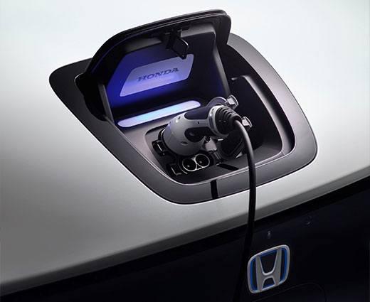 Laadpaal Honda e | Abel&co