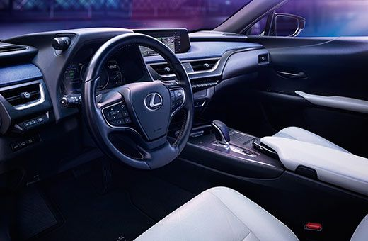 Lexus UX 300e Electric Abel&co