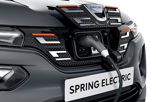 Laadpaal- Dacia-Spring-Electric